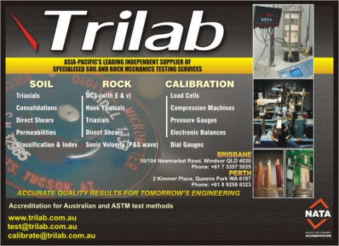 Trilab testing services
